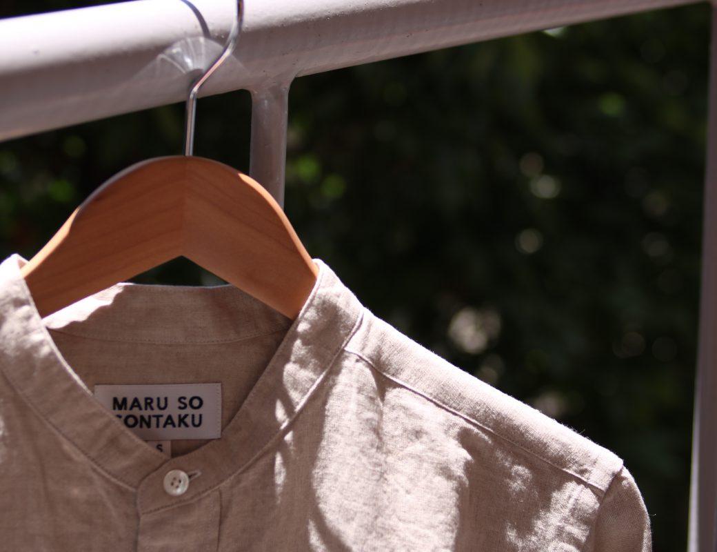SONTAKU  Linen BandColor Shirt