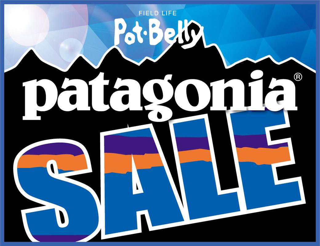 patagonia  SALE START!