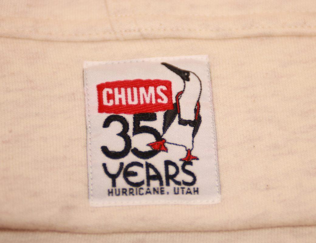 CHUMS 18FW 35th anniversary シリーズ入荷!