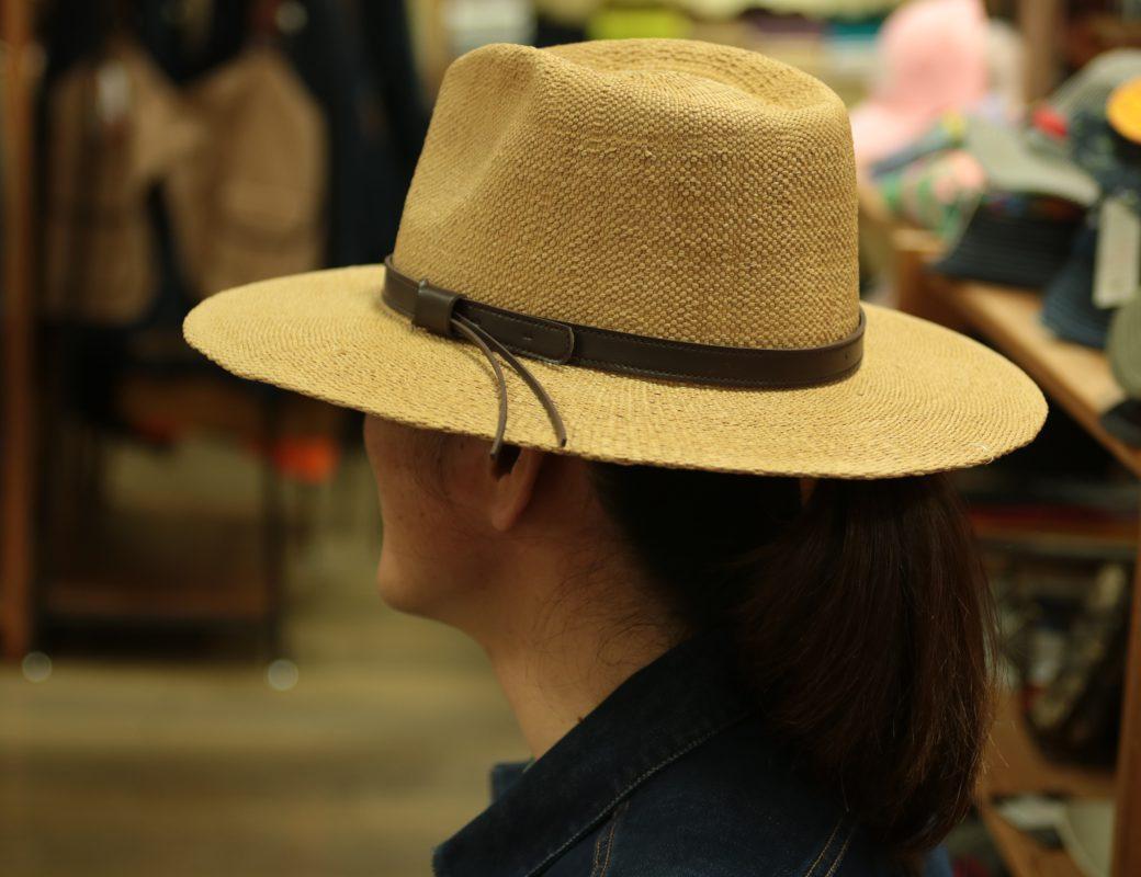 PENDLETON  Safari Straw Hat