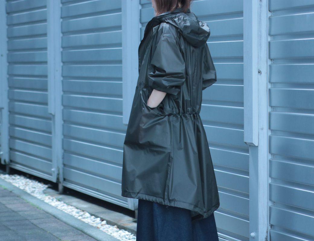 THE NORTH FACE  rainy day coat