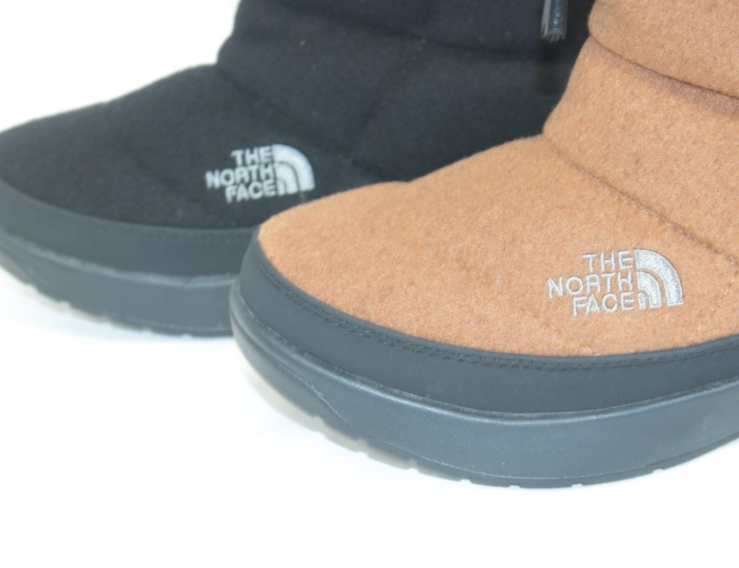 THE NORTH FACE  W Nuptse Bootie Wool V Short